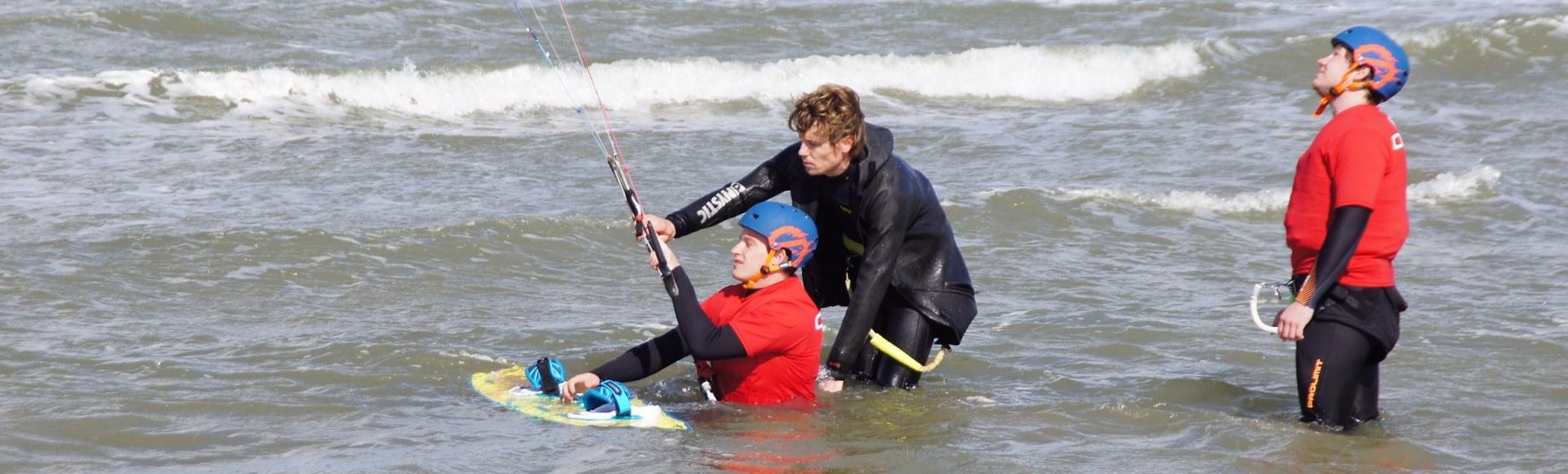 IKO instructeur worden Bloemendaal aan zee