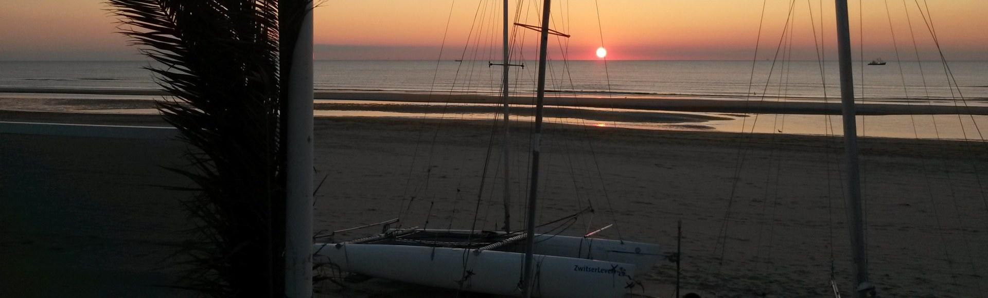 Catamaran stalling