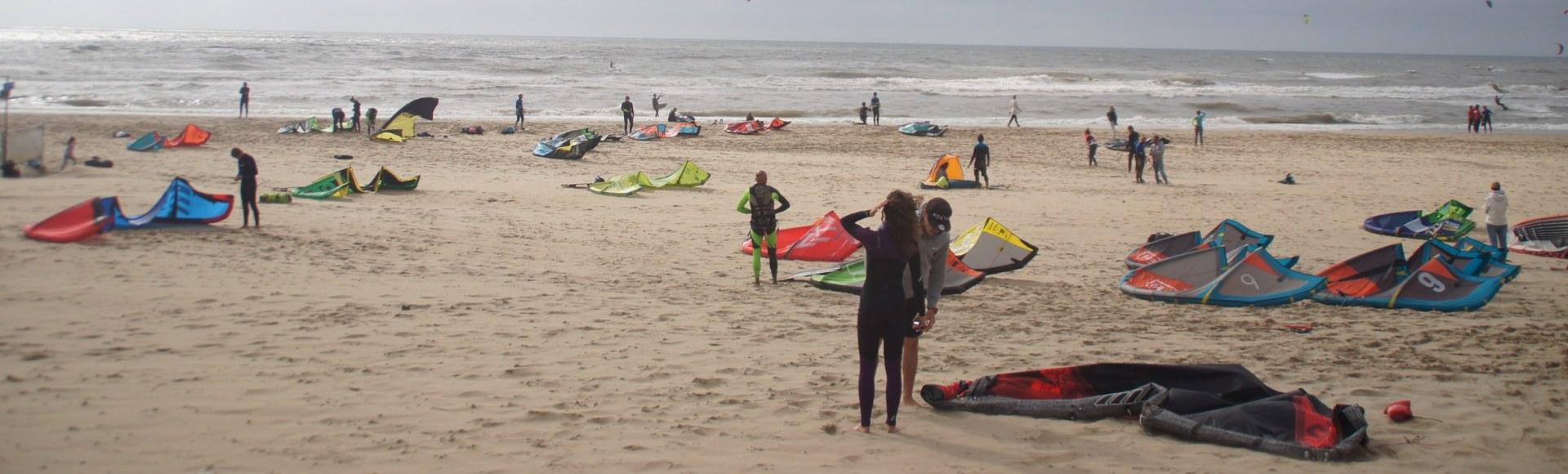 Kite gear stalling
