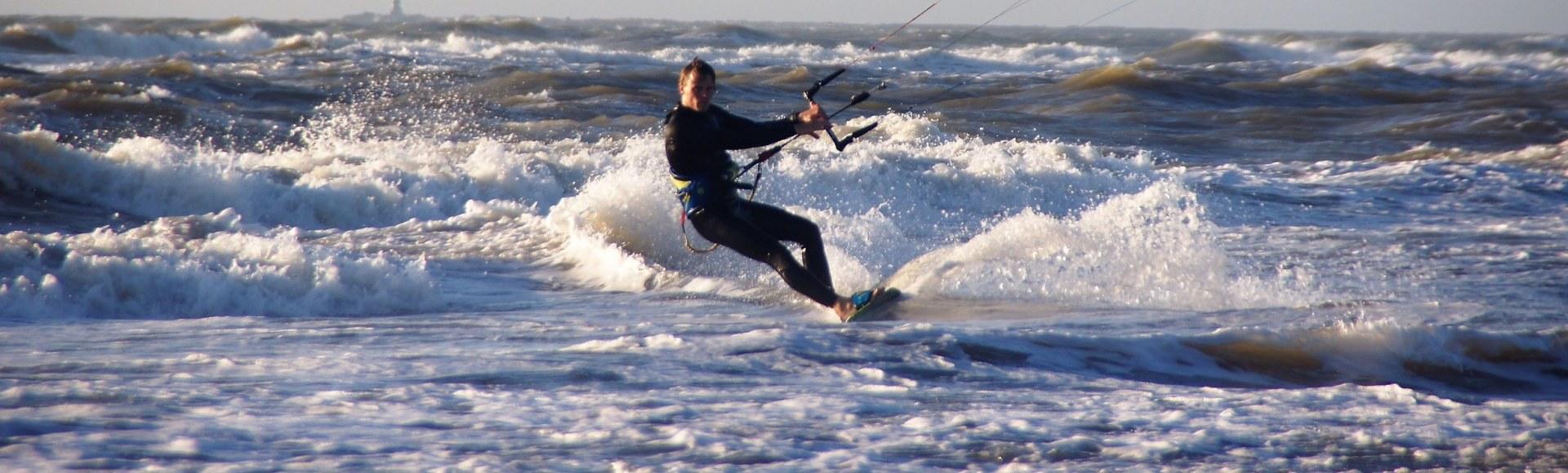 Kitesurf Les Bloemendaal