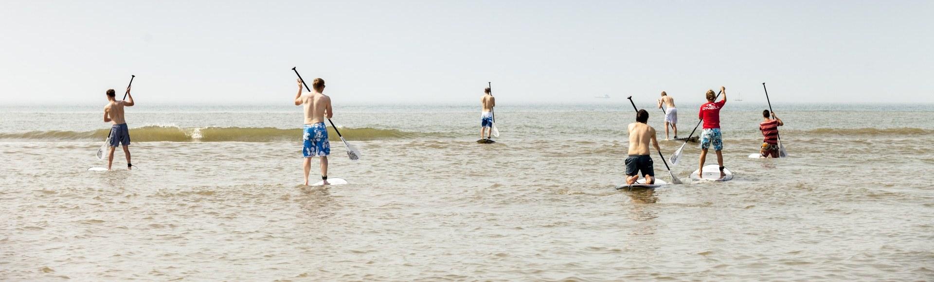 Supboard huren