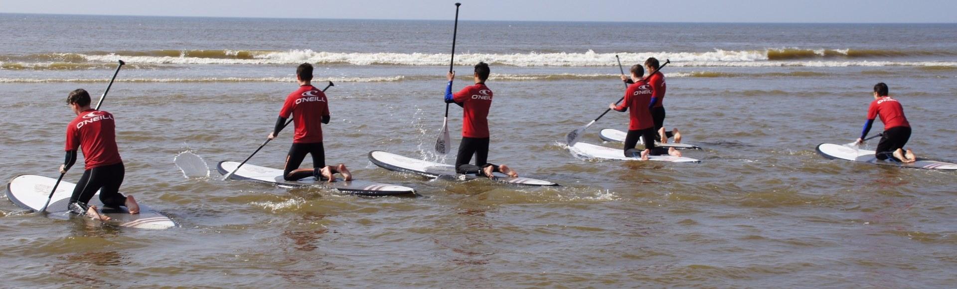 Supboard huren Bloemendaal