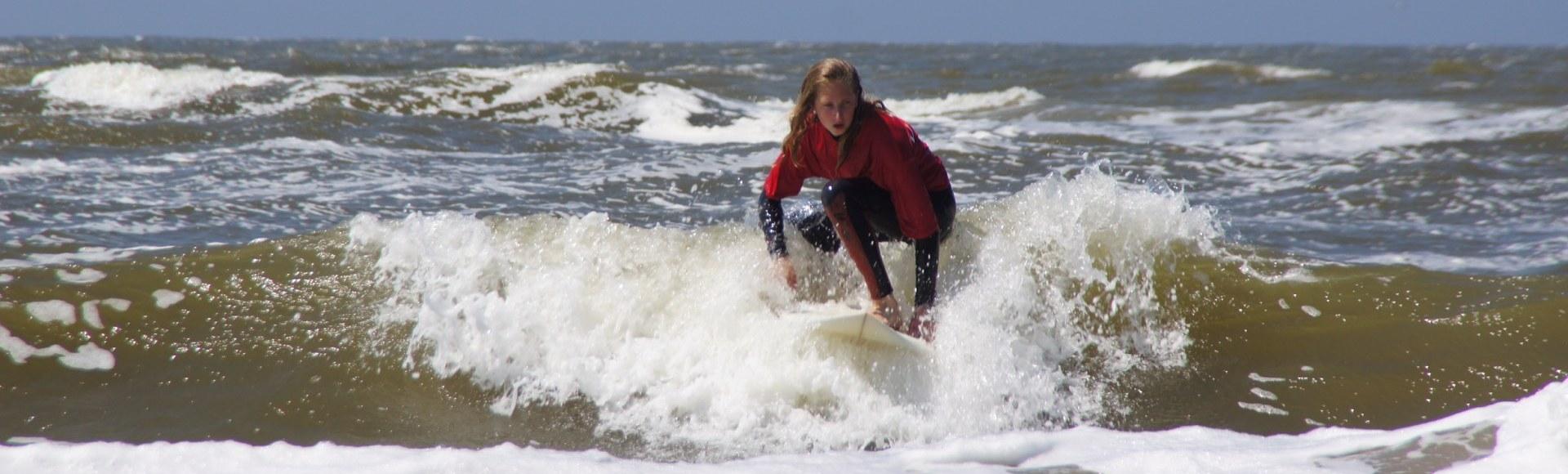 Surfplank huren Bloemendaal