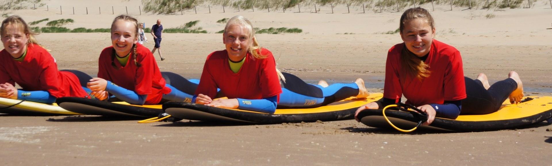 Surf Lessen
