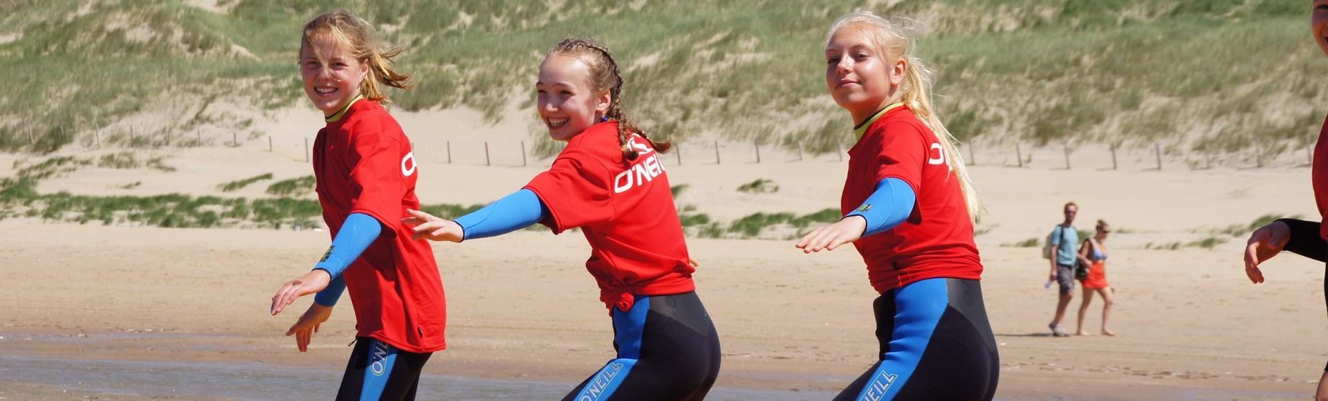 Surf Lessen Bloemendaal
