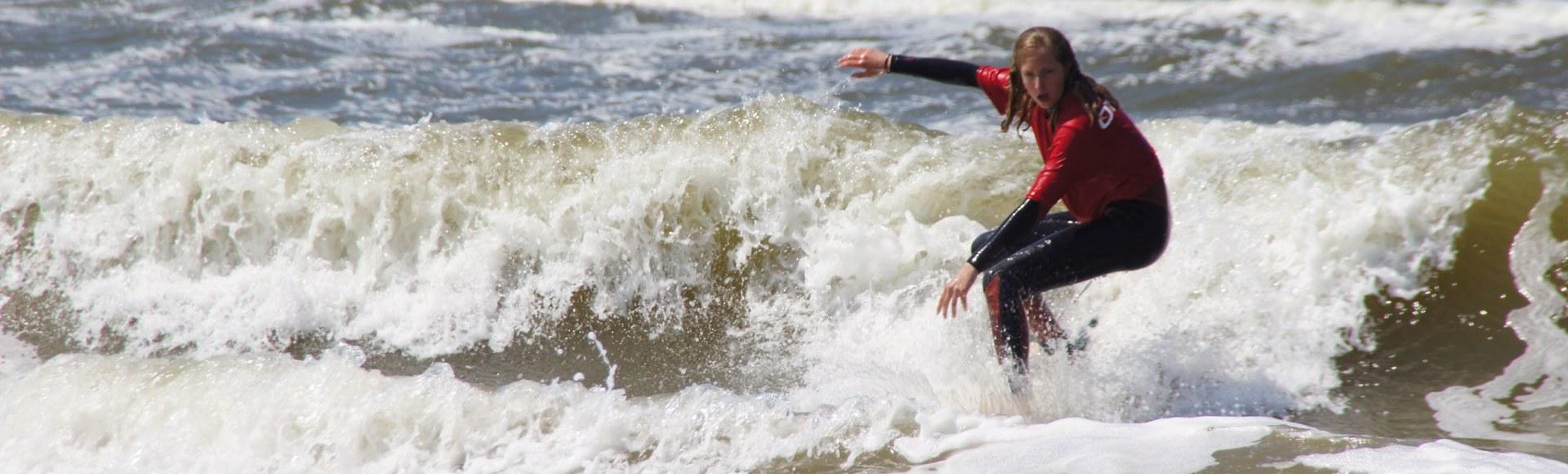 Surfplank stalling
