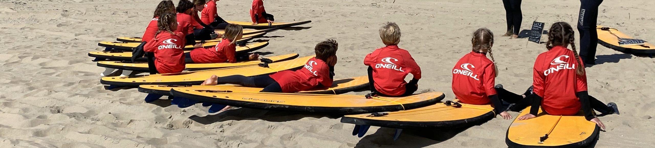 Zomerkamp - Beachcamp Bloemendaal