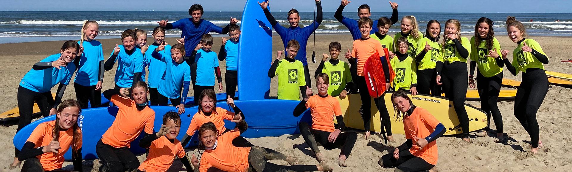 Zomerkamp - Beachcamp